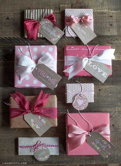 How to Wrap a Christmas Gifts (30 beautiful ideas)1