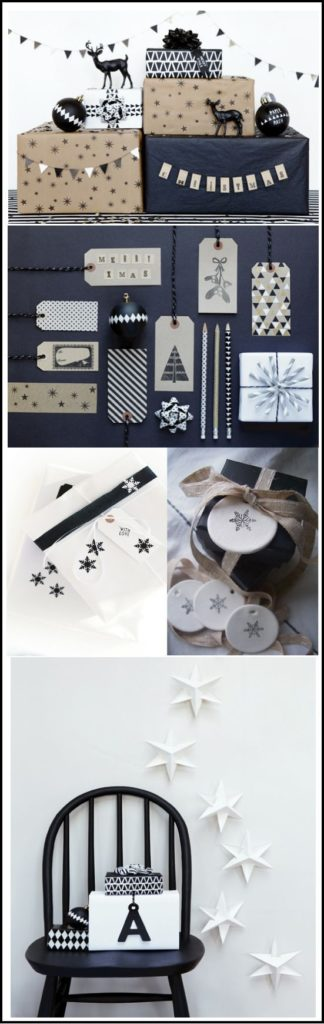 How to Wrap a Christmas Gifts (30 beautiful ideas)22