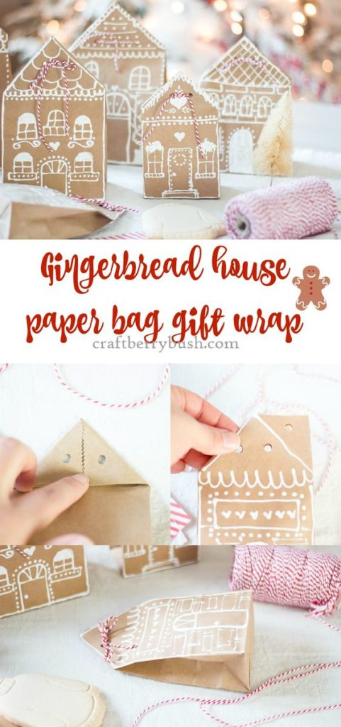 How to Wrap a Christmas Gifts (30 beautiful ideas)4